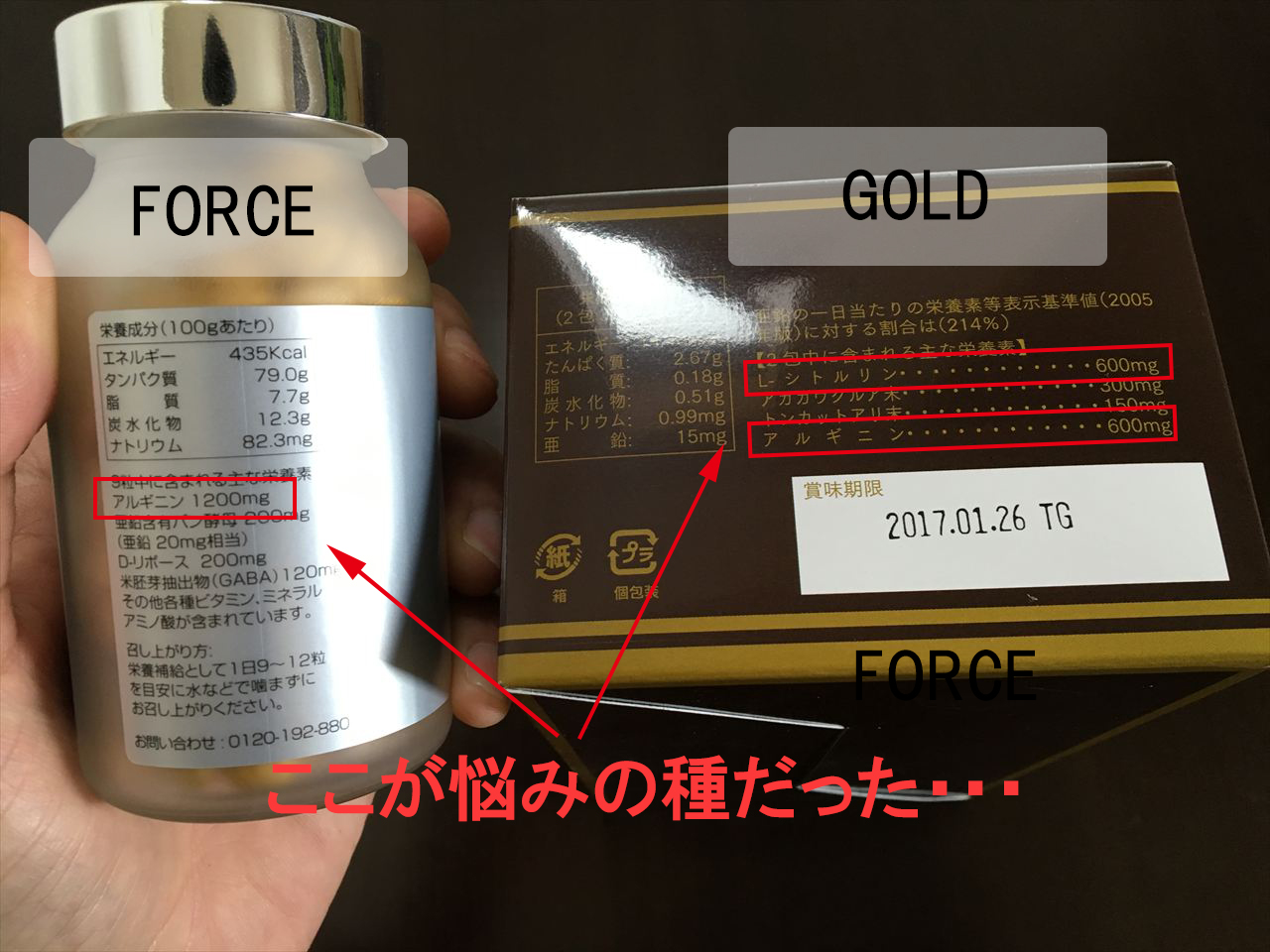 force-gold