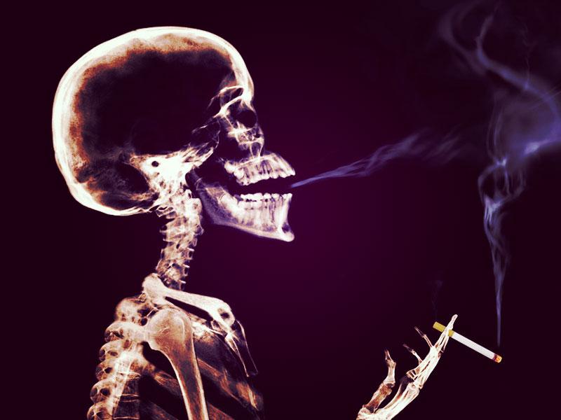 禁煙で勃起力アップ