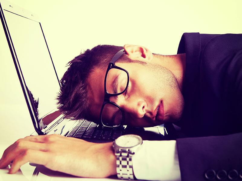 疲労・過労と男性ホルモン