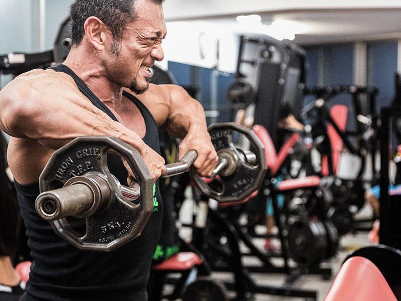 男性ホルモンを活性化させるトレーニングと運動
